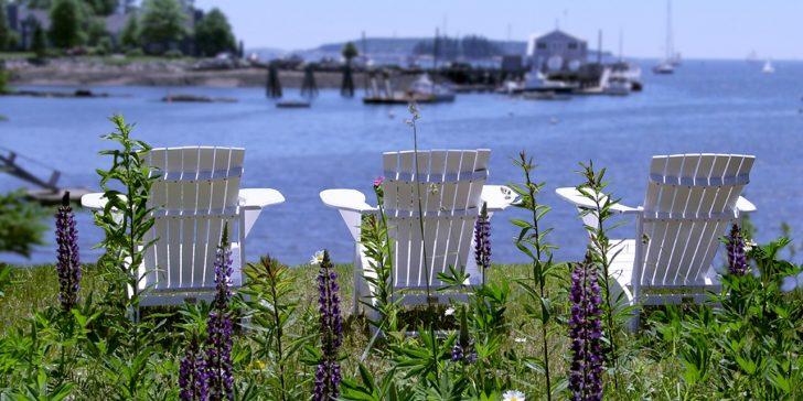 krzesła Adirondack